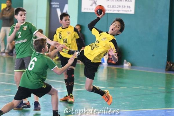 2018-11-17 Region U13G2 Villers Hb Club VS smeps handball 54 35-06 (2)