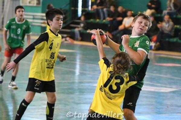 2018-11-17 Region U13G2 Villers Hb Club VS smeps handball 54 35-06 (25)