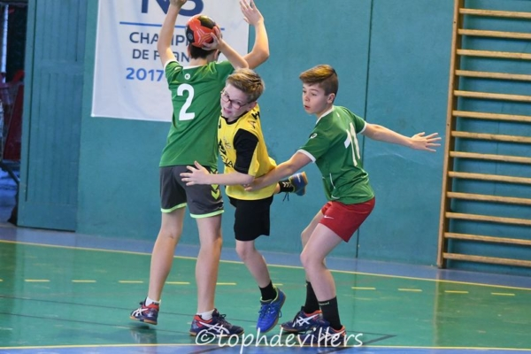 2018-11-17 Region U13G2 Villers Hb Club VS smeps handball 54 35-06 (9)