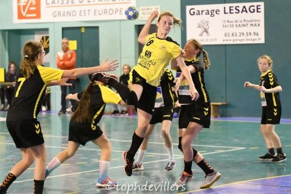 2018-11-24 Region U13F Villers Hb Club VS CHATEAU SALINS 26-18 (28)