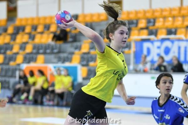 2018-11-25 Region U15F Epinal VS Villers Hb Club 13-35 (10)