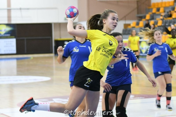 2018-11-25 Region U15F Epinal VS Villers Hb Club 13-35 (16)