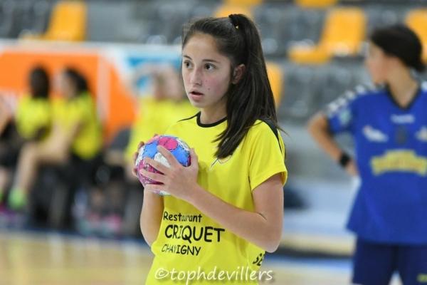 2018-11-25 Region U15F Epinal VS Villers Hb Club 13-35 (2)