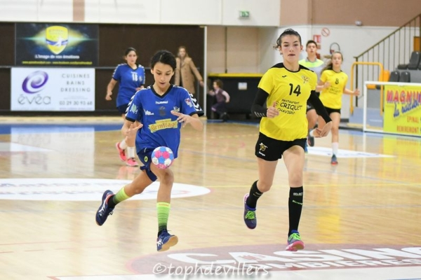 2018-11-25 Region U15F Epinal VS Villers Hb Club 13-35 (20)