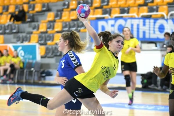 2018-11-25 Region U15F Epinal VS Villers Hb Club 13-35 (4)
