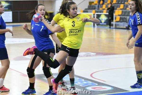 2018-11-25 Region U15F Epinal VS Villers Hb Club 13-35 (8)