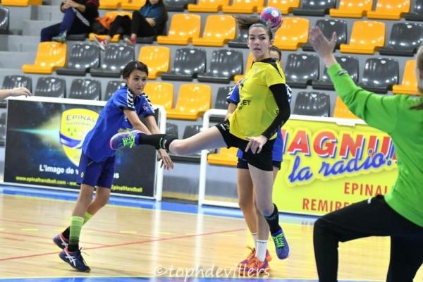 2018-11-25 Region U15F Epinal VS Villers Hb Club 13-35 (9)
