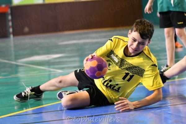 2019-02-03 Region U13G2 Villers Hb Club VS Pagny 23-13 (13)