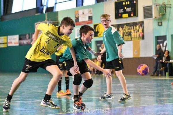 2019-02-03 Region U13G2 Villers Hb Club VS Pagny 23-13 (14)