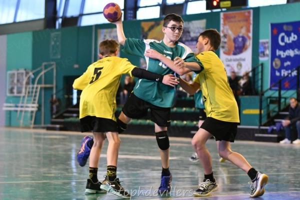 2019-02-03 Region U13G2 Villers Hb Club VS Pagny 23-13 (30)