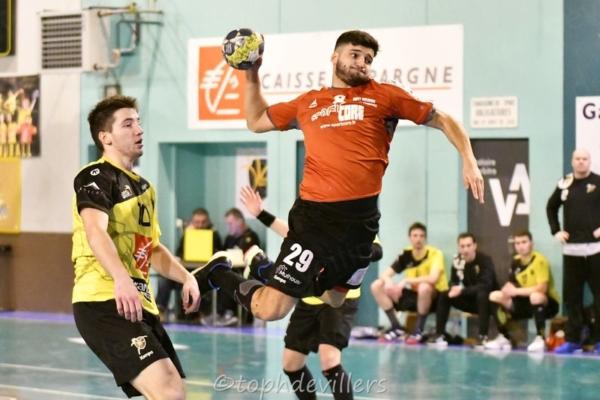 2019-02-09 N2G J09 SG1 Villers Hb Club VS Mulhouse 24-26 (31)
