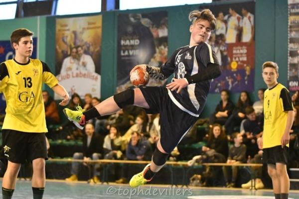 2019-02-09 Region U15G Villers Hb Club VS Luneville 41-27 (1)