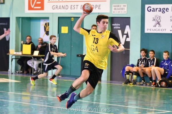 2019-02-09 Region U15G Villers Hb Club VS Luneville 41-27 (20)