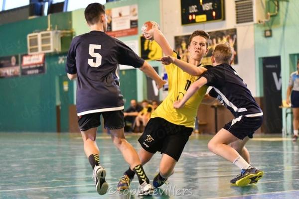 2019-02-09 Region U15G Villers Hb Club VS Luneville 41-27 (23)