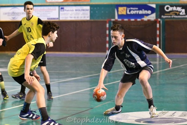 2019-02-09 Region U15G Villers Hb Club VS Luneville 41-27 (26)
