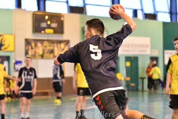 2019-02-09 Region U15G Villers Hb Club VS Luneville 41-27 (27)
