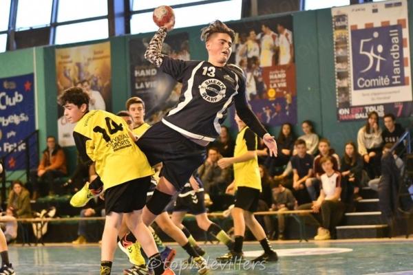 2019-02-09 Region U15G Villers Hb Club VS Luneville 41-27 (31)
