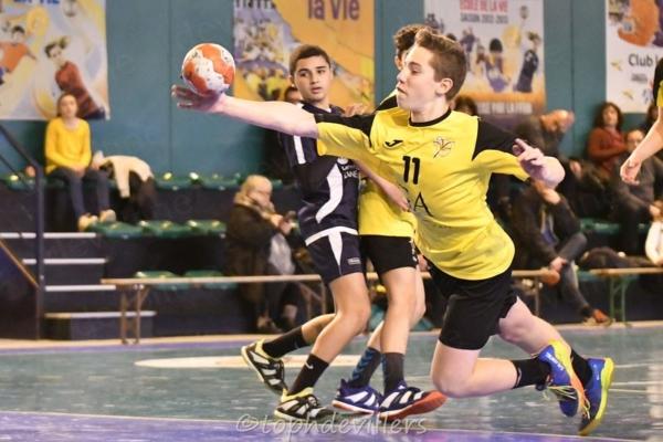 2019-02-09 Region U15G Villers Hb Club VS Luneville 41-27 (4)