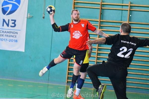 2019-03-31 Region SG3 Villers Hb Club VS Hagondange 20-32 (34)